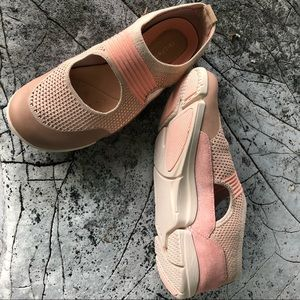 SOLD NWOT Clarks Trigenic Cut-out Slip-on Shoes